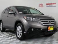 Recent Arrival! 2014 Honda CR-V EX Certification