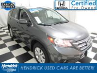 Certified Vehicle! CarFax 1-Owner, -Backup Camera