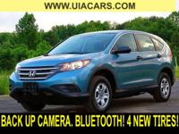EXPERIENCE AMAZING! THE 2014 HONDA CR-V LX. MOUNTAIN