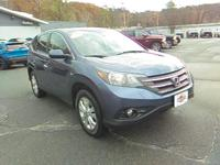 Discerning drivers will appreciate the 2014 Honda CR-V!