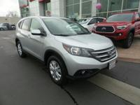 New Arrival! This 2014 Honda CR-V EX, has a great
