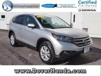 Carfax 1 Owner! Accident Free! 2014 Honda CR-V EX,