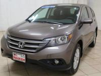 This 2014 Honda CR-V is a clean, low mileage model that