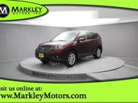Our versatile Carfax Accident Free One Owner 2014 Honda