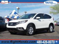 AWD. The SUV you've always wanted! Hurry in! HONDA