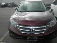 *HONDA CERTIFIED!*. CR-V EX and AWD. You NEED to see