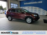 Recent Arrival! This 2014 Honda CR-V EX in Basque Red