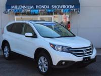 This Honda Certified CR-V AWD 5dr EX  has been selected