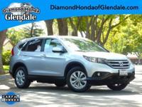 Options:  2014 Honda Cr-V Ex|Silver|***No Haggle