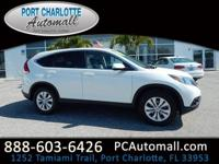 ***HONDA CERTIFIED***  Port Charlotte Honda means
