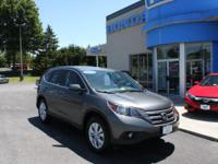 Honda Certified clean 2014 CR-V EX, Sunroof, Bluetooth,