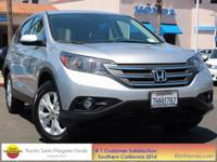 CARFAX One-Owner. Clean CARFAX. 2014 Honda CR-V EX FWD