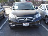 Options:  2014 Honda Cr-V Ex|Black|Ask About Our Covina