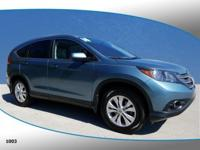New Price! This 2014 Honda CR-V EX-L in Mountain Air