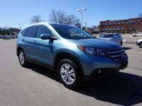 2014 Honda CR-V EX-L Blue New Price! 4-Wheel Disc