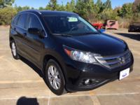 Introducing the 2014 Honda CR-V! Very clean and very