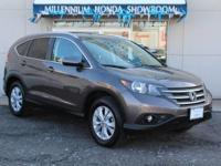 This Honda Certified CR-V AWD 5dr EX-L is Priced Below