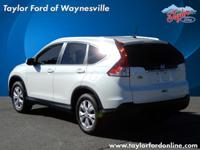 Options:  2014 Honda Cr-V Ex-L|Awd Ex-L 4Dr Suv|Recent