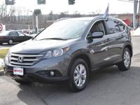 Recent Arrival! AWD. CARFAX One-Owner. 2014 Honda CR-V