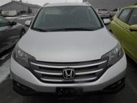 Recent Arrival! CR-V EX-L, AWD.  Smith Honda provides