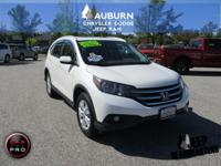 1 OWNER, AWD, MOON ROOF!  This 2014 Honda CR-V EX-L