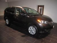 Options:  2014 Honda Cr-V Ex-L|Gray|Clean Carfax. **