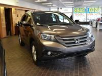 This 2014 Honda CR-V EX-L is proudly offered by Gurley