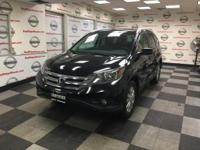 This 2014 Honda CR-V EX-L is offered to you for sale by