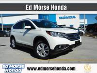 This 2014 Honda CR-V EX-L is proudly offered by Ed