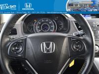 ONLINE SPECIAL.. This fine 2014 Honda CR-V EX-L will