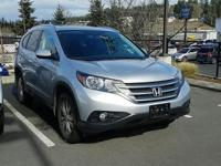 CR-V EX-L 4D SUV AWD  Options:  2-Stage Unlocking|Abs