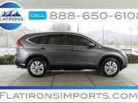 Flatirons Imports is offering this 2014 Honda CR-V