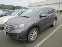 DRIVE FOREVER!! THIS HONDA CR-V EX-L COMES WITH A