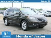 Options:  2014 Honda Cr-V Awd 5Dr Ex-L|Roof - Power