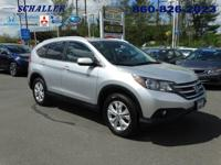 ONE OWNER, CLEAN CARFAX, and HONDA CERTIFIED. CR-V