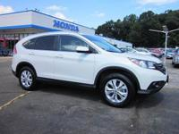 Certified. 2014 Honda CR-V EX-LOdometer is 13858 miles