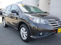 2014 Honda CR-V EX-L One Owner Perfect CARFAX Loaded Up