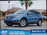 Mountain Air 2014 Honda CR-V EX-L FWD 5-Speed Automatic