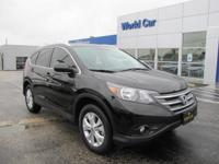 EPA 31 MPG Hwy/23 MPG City! CARFAX 1-Owner, Excellent