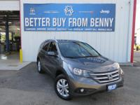 This 2014 CR-V is priced in reference to NADA Values