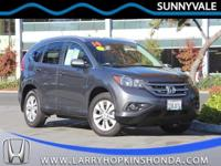 Just in is a beautiful 2014 Honda four door Honda CR-V
