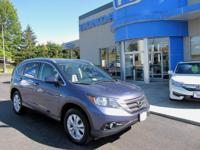 You'd be hard to find a nicer 2014 Honda CRV EX-L, nice