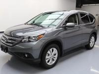 2014 Honda CR-V with 3.5L V6 Engine,Leather Seats,Power