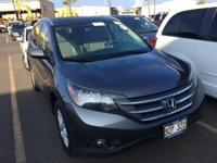 Looking for a clean, well-cared for 2014 Honda CR-V?