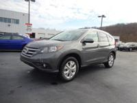 Clean CARFAX. CARFAX One-Owner. 2014 Honda CR-V 2.4L I4