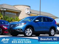 2014 Honda CR-V in Mountain Air. Stability and traction