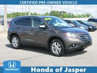 Options:  2014 Honda Cr-V 2Wd 5Dr Ex-L|Certified