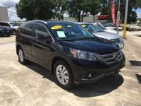2014 Honda CR-V EX-L ** FLAT TOW READY VEHICLE!!