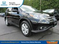 This outstanding example of a 2014 Honda CR-V AWD 5dr
