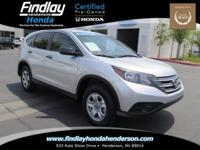 Honda Certified, CARFAX 1-Owner. LX trim. PRICE DROP